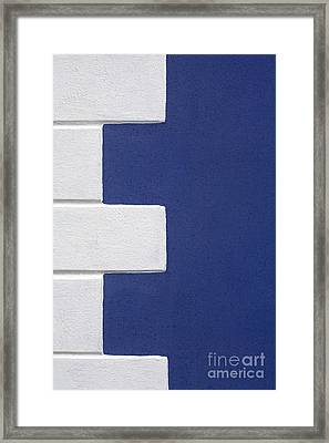 Window And Walls Triptych - Canvas 3 Framed Print by Natalie Kinnear