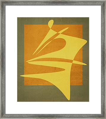 Window Dressing Framed Print by Richard Rizzo