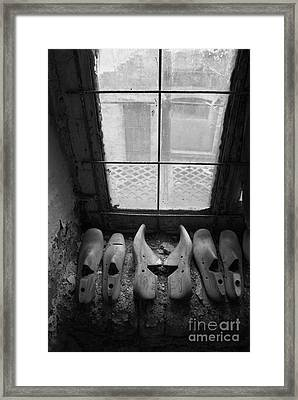 Window Pair 3 Framed Print