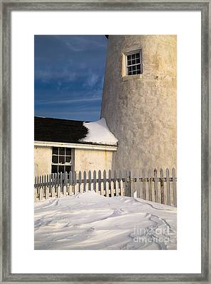 Windows Framed Print by Benjamin Williamson