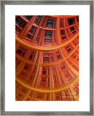 Windows  Framed Print by Heidi Smith
