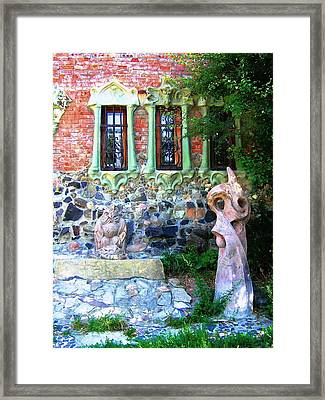 Windows Framed Print by Oleg Zavarzin