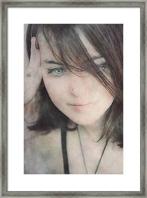 Windows To The Soul #02 Framed Print by Loriental Photography