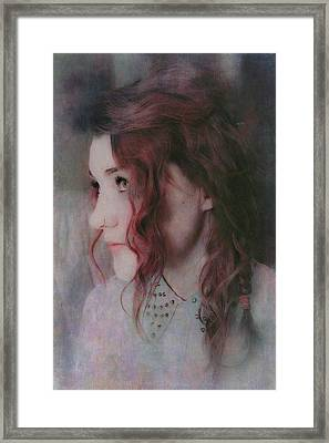 Windows To The Soul #03 Framed Print by Loriental Photography