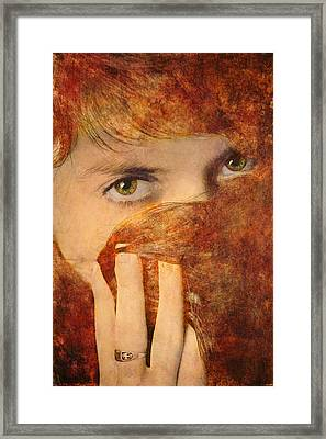 Windows To The Soul #04 Framed Print by Loriental Photography