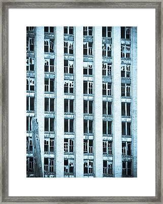 Windows To The Soul Framed Print by Priya Ghose