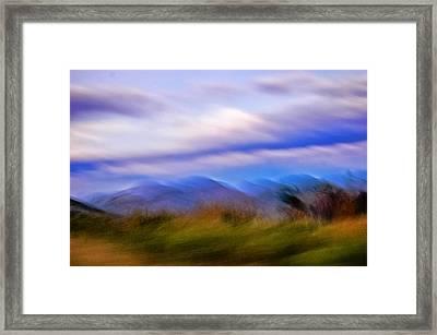 Windswept  Framed Print by LA Beaulieu
