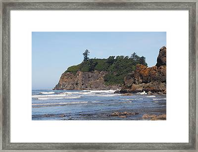 Windswept Framed Print by SEA Art