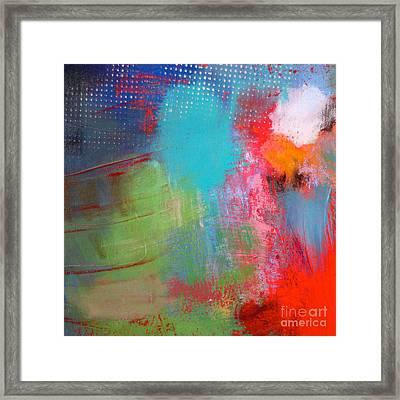 Windy Night Framed Print by Lisa Schafer