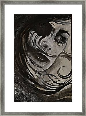 Windyblack Framed Print