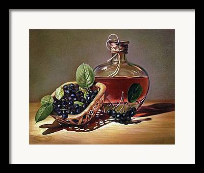 Bordo Framed Prints