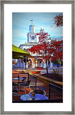 Historic 3 Framed Print