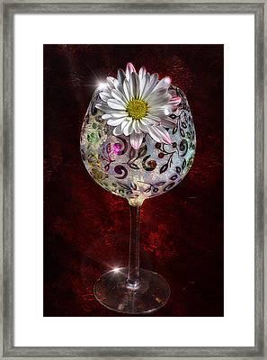 Wine Bouquet Framed Print