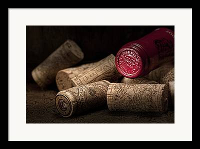 Fine Bottle Framed Prints