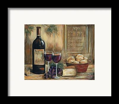 Pinot Noir Framed Prints