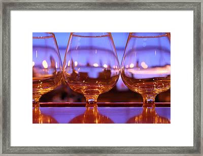 Wine Framed Print by Stephanie Leidolph