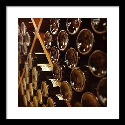 Wine Framed Prints