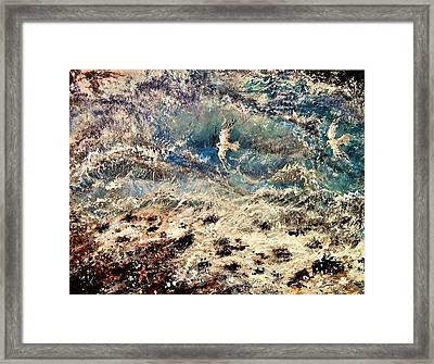 Wings... Framed Print by Cristina Mihailescu