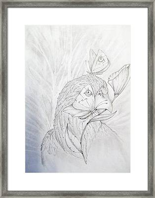 Wings Framed Print by Fabrizio Mapelli