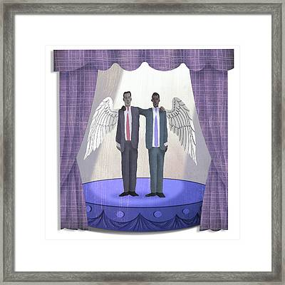 Wings Framed Print
