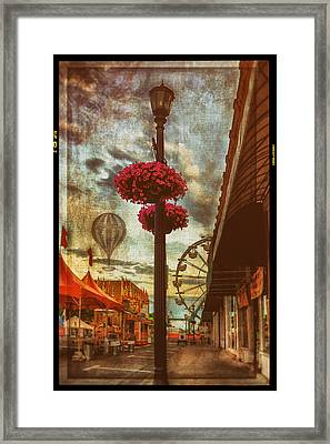 Winona Steamboat Days Framed Print by Al  Mueller