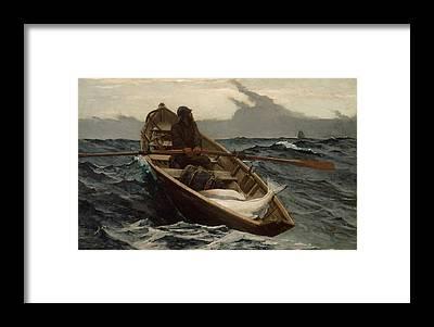 Winslow Framed Prints