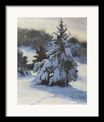 Wisconsin Landscape Framed Prints