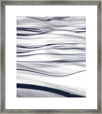 Winter At Last Framed Print