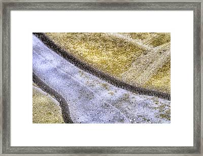 Winter Canals Framed Print by Paul W Sharpe Aka Wizard of Wonders