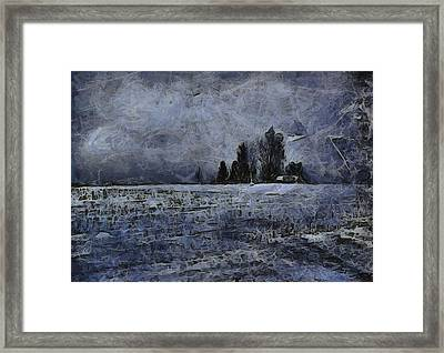 Winter Day Framed Print by Dan Sproul
