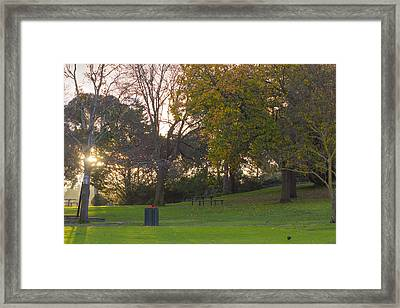 Framed Print featuring the photograph Winter Dreams 2 by Naomi Burgess