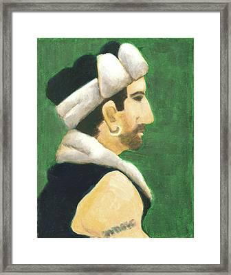 Winter Hat Framed Print