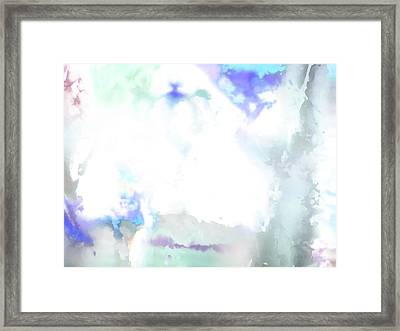 Winter I Framed Print