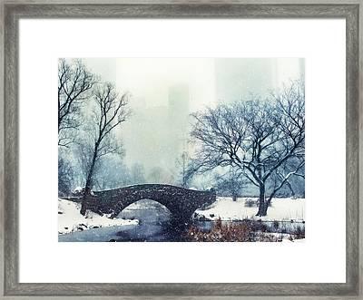Winter Mood Framed Print by Jessica Jenney