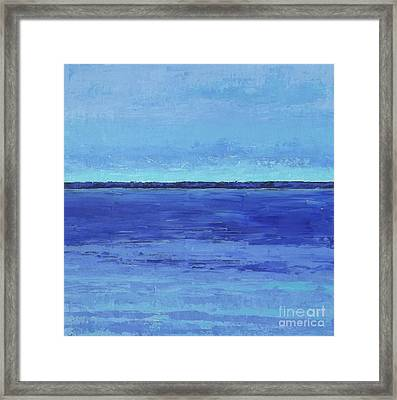 Winter Morning Framed Print by Gail Kent