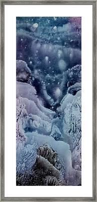 Winter Night Framed Print by Igor Khalandovskiy