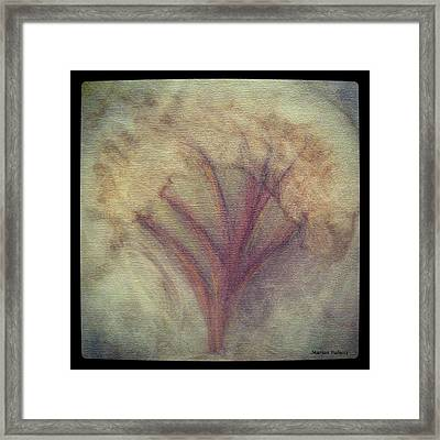 Winter Passage Framed Print