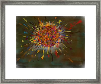 Winter Framed Print by Paul Petroniu