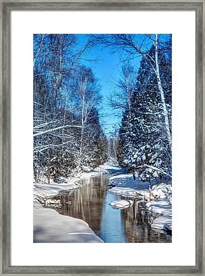 Winter Perfection Framed Print by Gary Gish