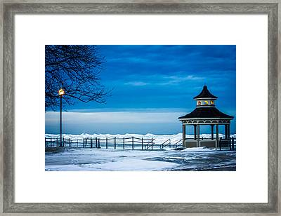 Winter Rhapsody Framed Print