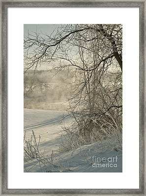 Winter Romance IIi Framed Print