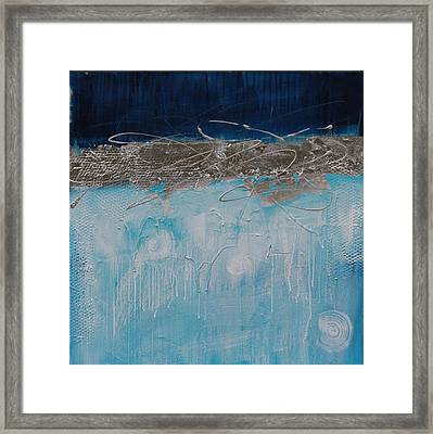 Winter Snow #1 Framed Print