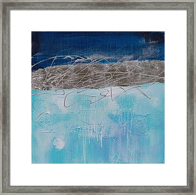 Winter Snow #2 Framed Print