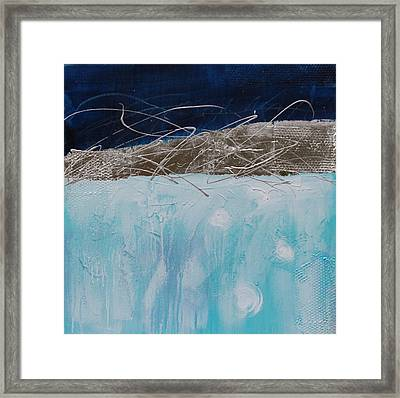 Winter Snow #3 Framed Print