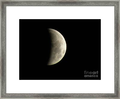 Winter Solstice 2010 Framed Print by Laura Yamada