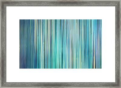 Winter Tale Framed Print by Lourry Legarde