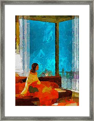 Winter Tales Tnm Framed Print