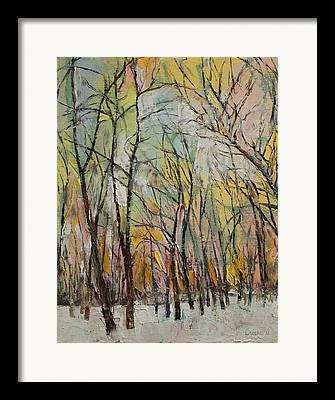 Vitrail Framed Prints