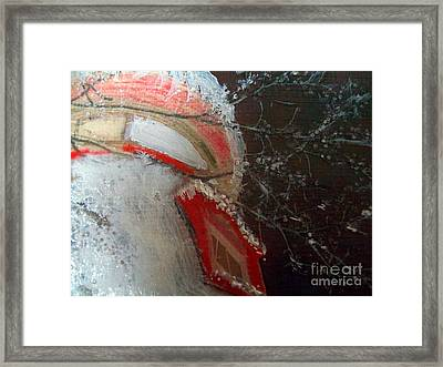 Winter Warmth IIi Framed Print by Jackie Bodnar