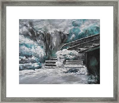 Winter Wonderland Framed Print by Jane  See